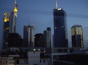 ... von Frankfurt am Main ...